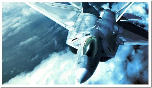F 22 Raptor Wallpaper